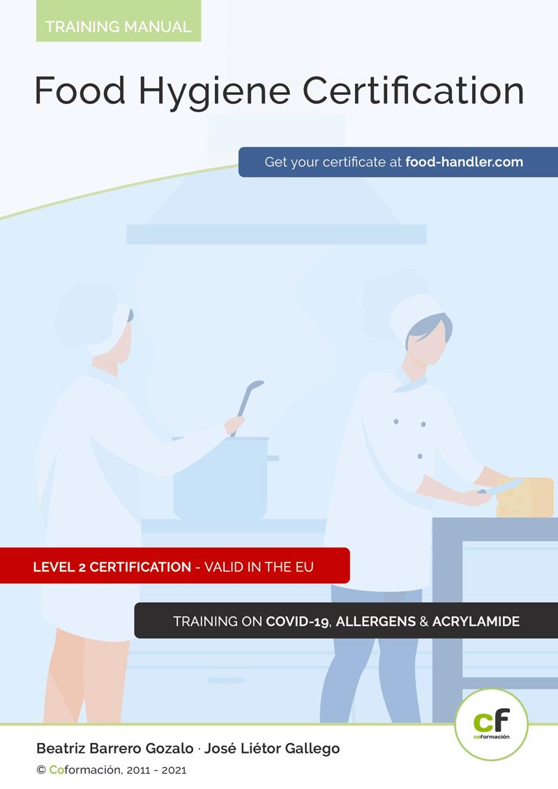 Food Hygiene - Level 2 Certification - PDF